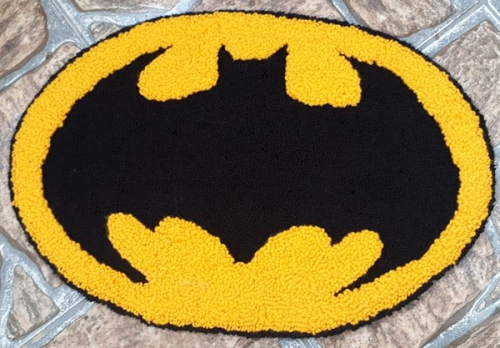Toy Art Amigurumi Batman e Robin - por Crochelandia | 348x500